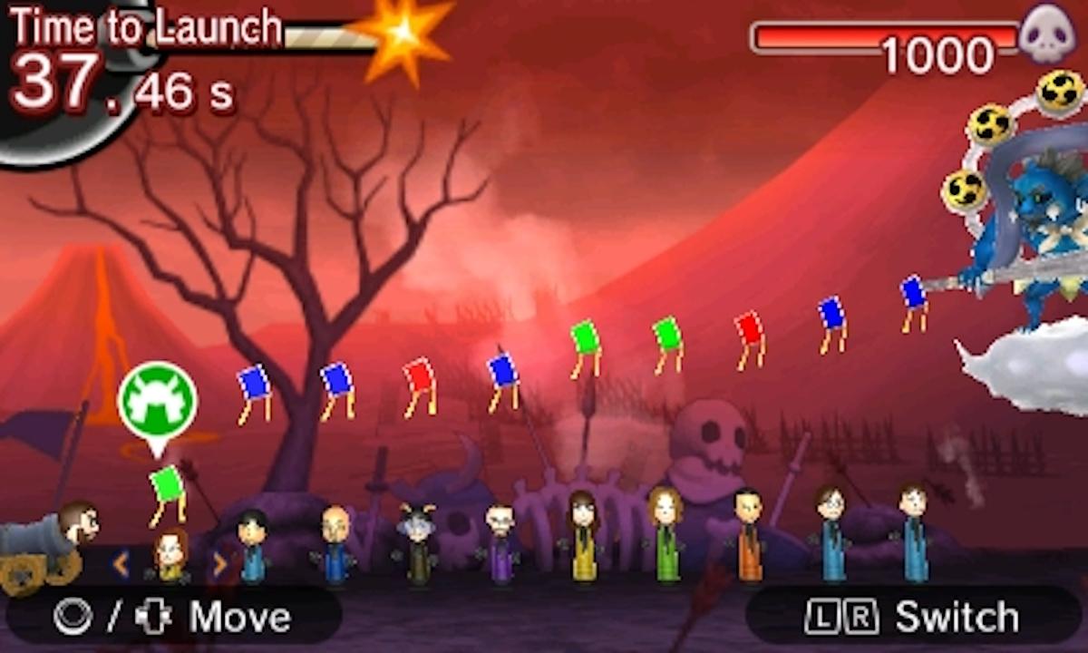 StreetPass Ninja (3DS): COMPLETED!