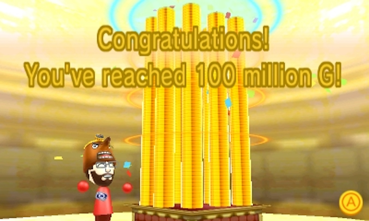 StreetPass Trader (3DS): COMPLETED!