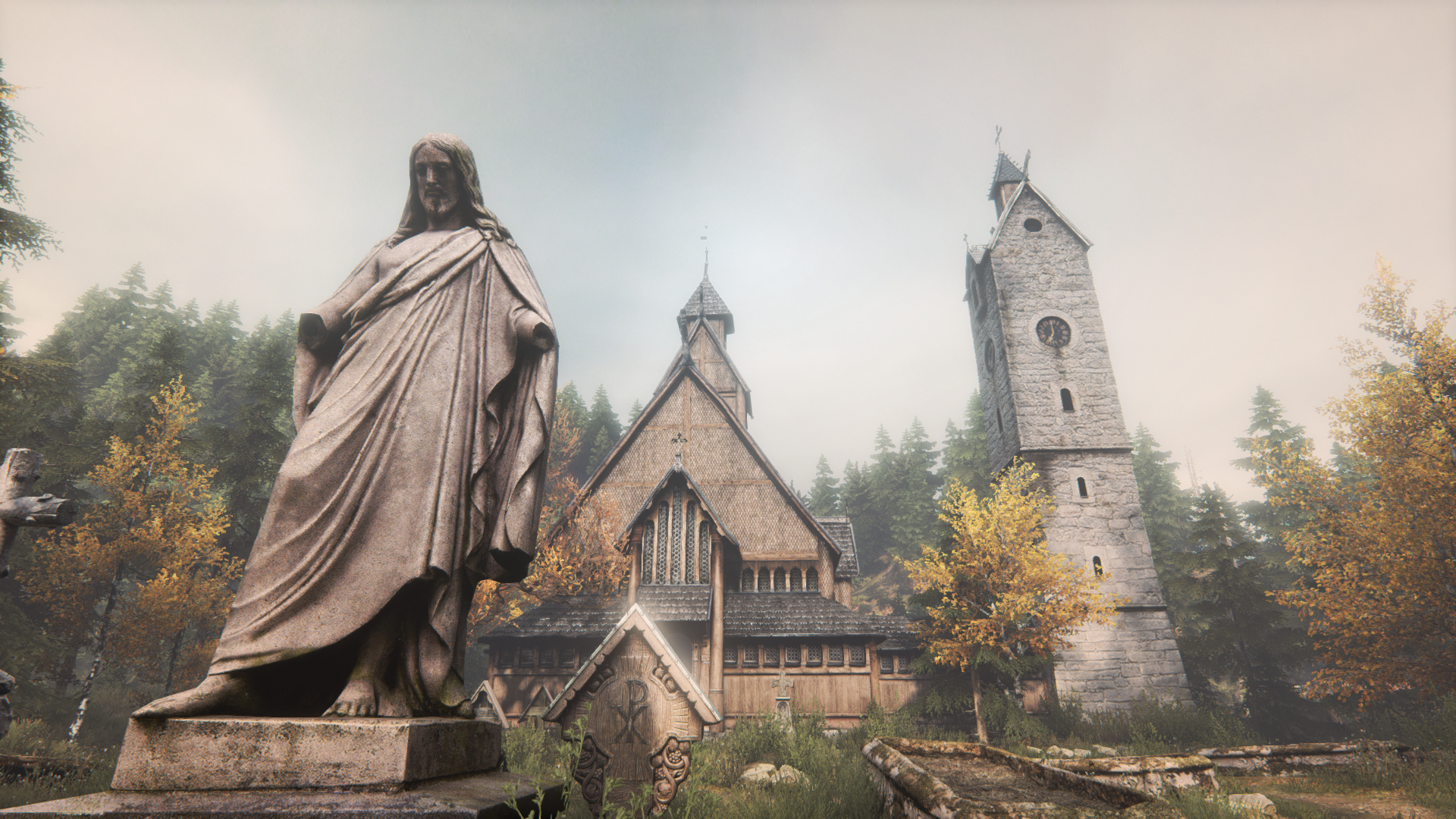 The Vanishing of Ethan Carter (PS4): COMPLETED!