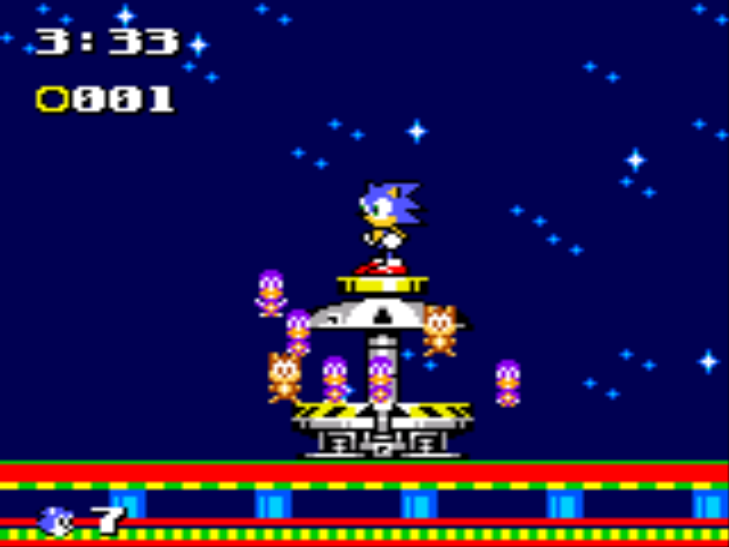 Sonic the Hedgehog Pocket Adventure (NGPC): COMPLETED!
