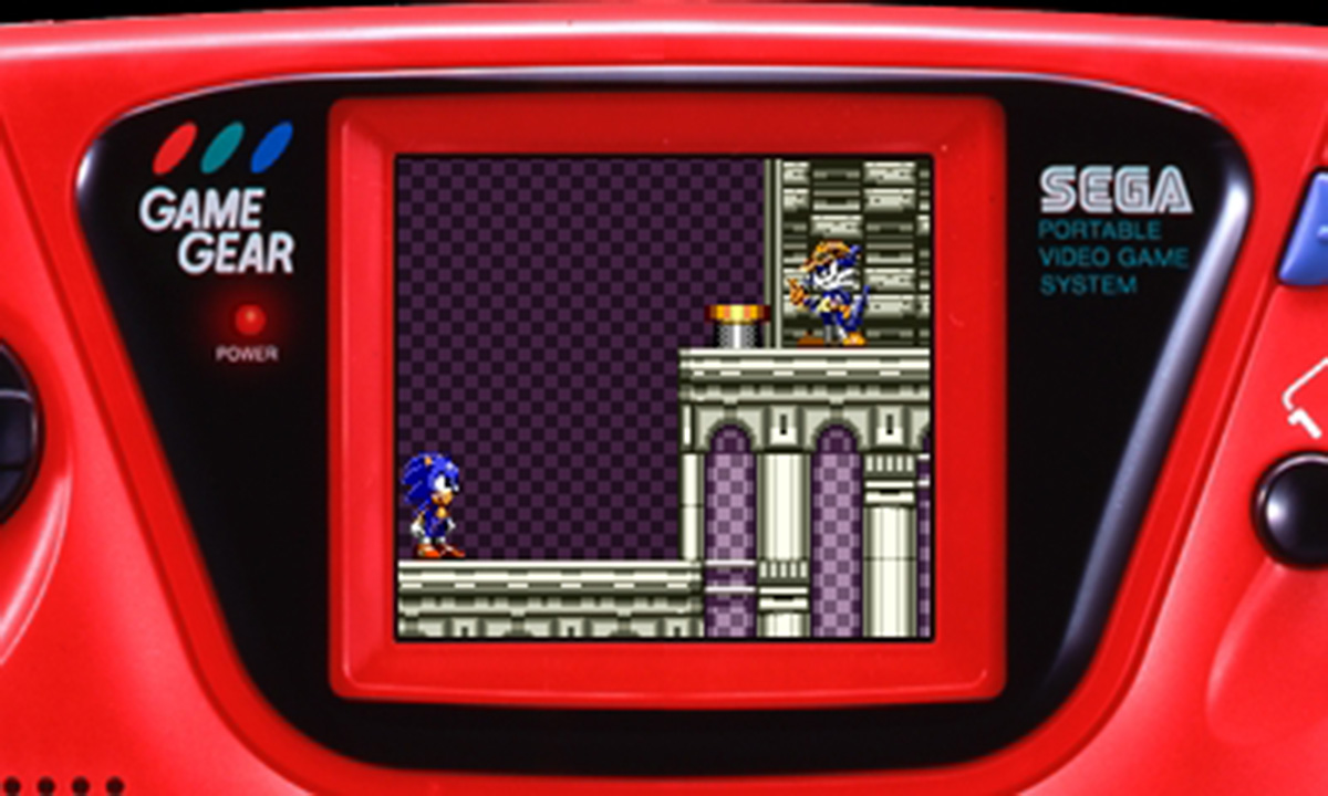 Sonic Triple Trouble (3DS): COMPLETED!