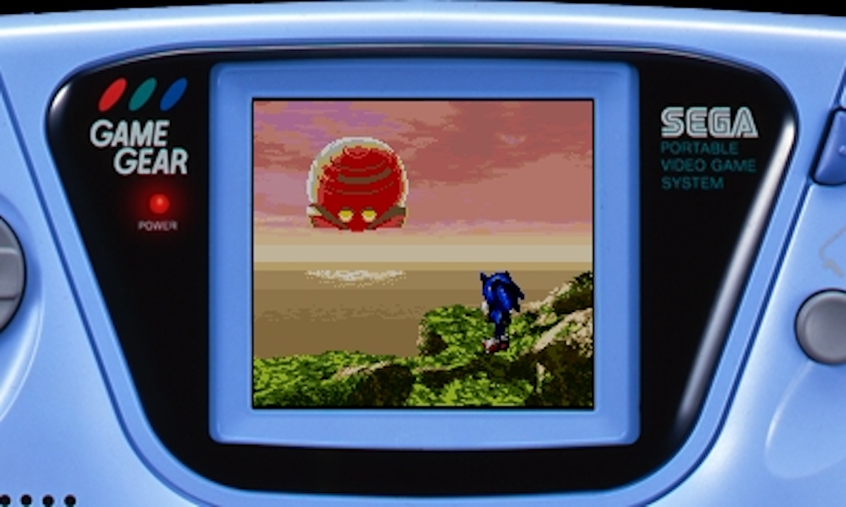 Sonic Blast (3DS): COMPLETED!