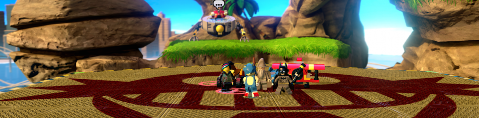 Lego Dimensions: Sonic the Hedgehog (PS4): COMPLETED!
