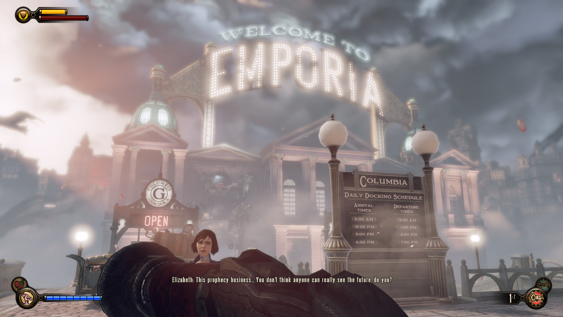 Bioshock Infinite (PC): COMPLETED!