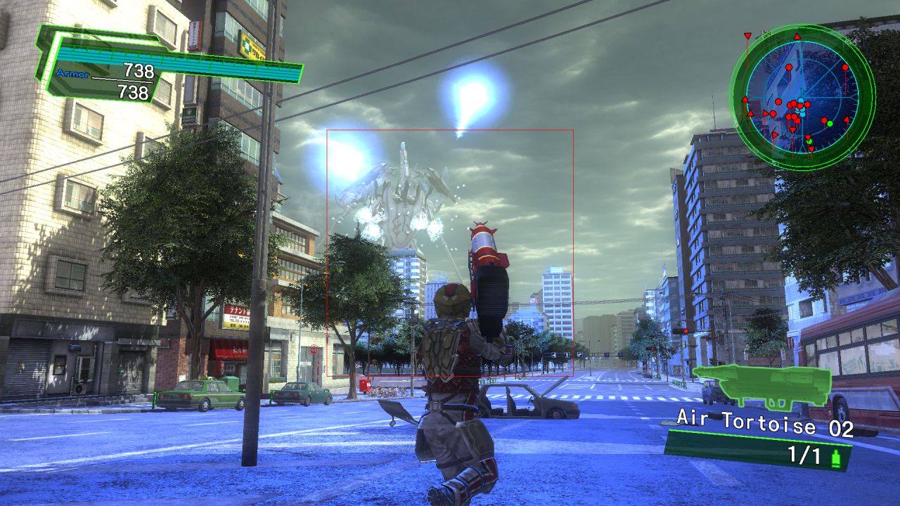 Earth Defense Force 4.1: The Shadow of New Despair (PS4): COMPLETED!