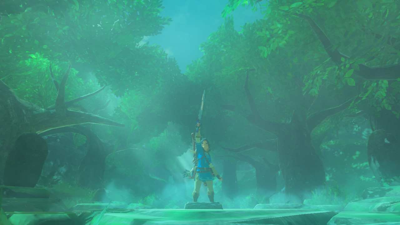 The Legend of Zelda: Breath of the Wild (Switch): COMPLETED!