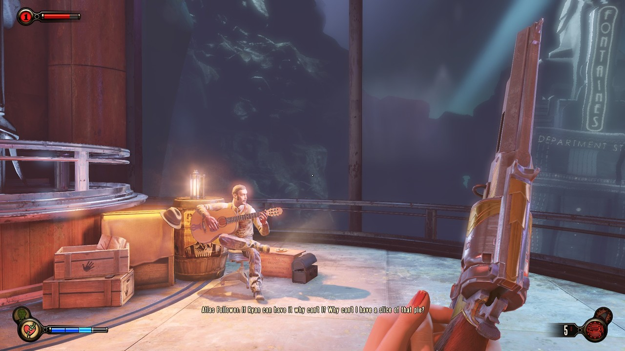 BioShock Infinite: Burial at Sea Episode 2 (PC): COMPLETED!
