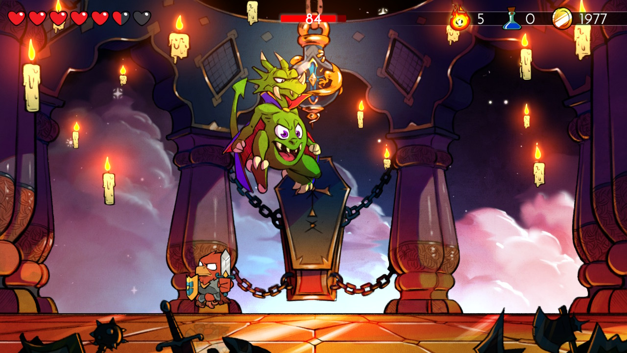 Wonder Boy: The Dragon's Trap (Switch): COMPLETED!