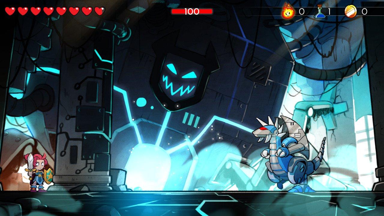 Wonder Boy: The Dragon's Trap (Switch)