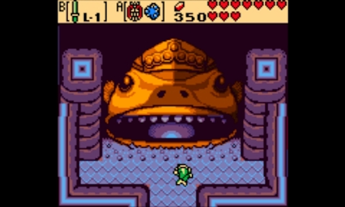 The Legend of Zelda: Oracle of Ages (3DS): COMPLETED!
