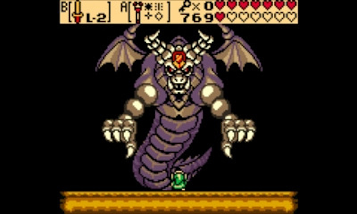The Legend of Zelda: Oracle of Seasons (3DS): COMPLETED!
