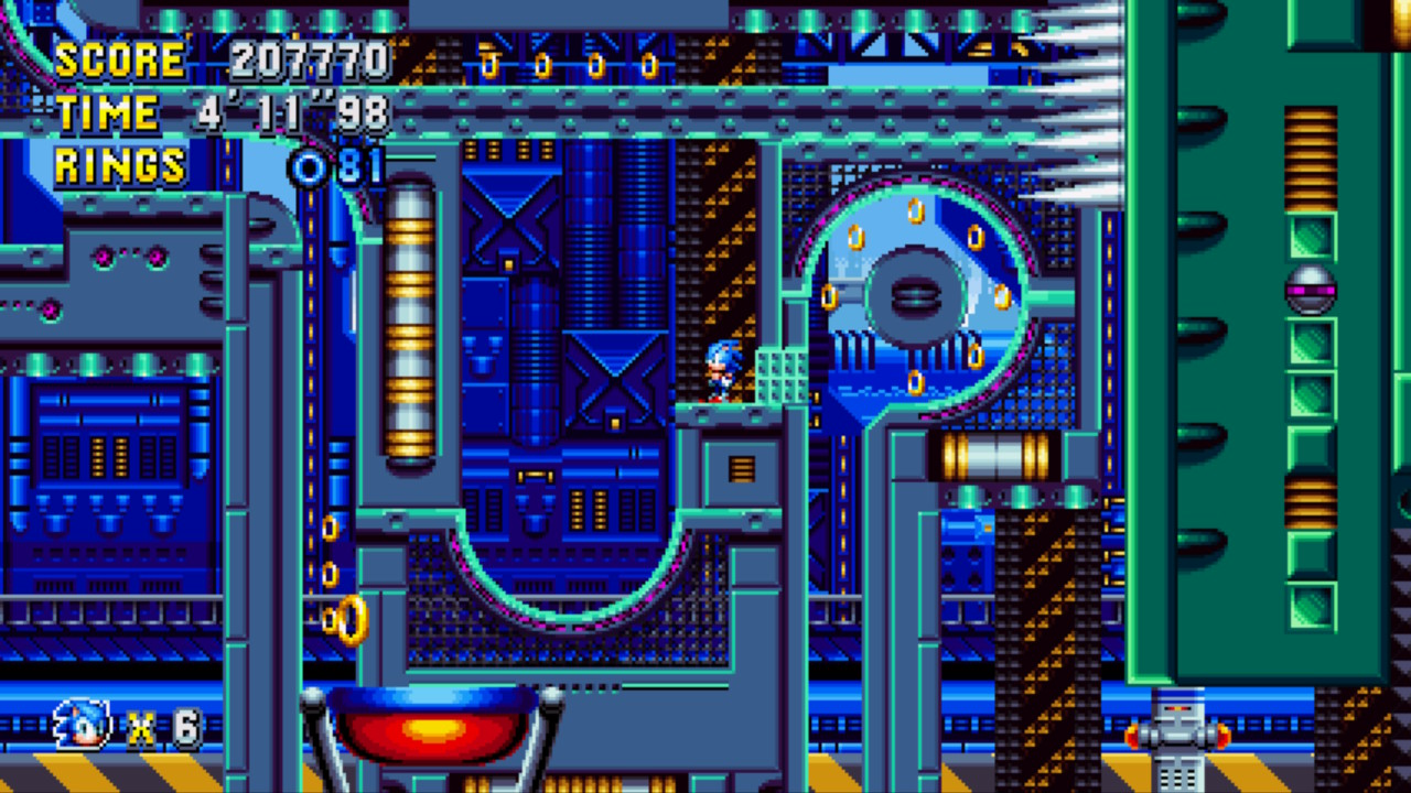 Sonic Mania (Switch): COMPLETED!