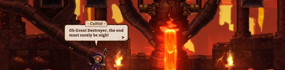SteamWorld Dig 2 (Switch): COMPLETED!