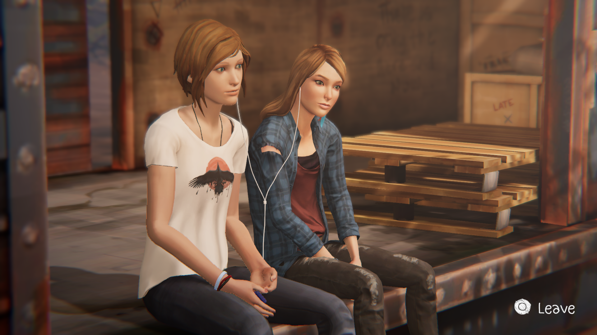 Life is Strange: Before the Storm Episode 1 (PS4): COMPLETED!