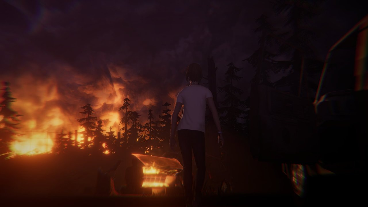 Life is Strange: Before the Storm Episode 2 (PS4): COMPLETED!
