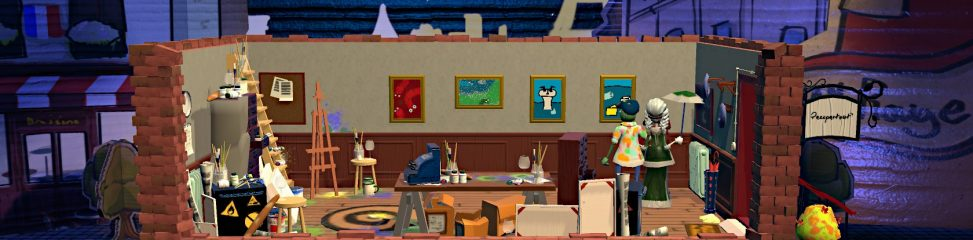 Passpartout: The Starving Artist (Mac): COMPLETED!