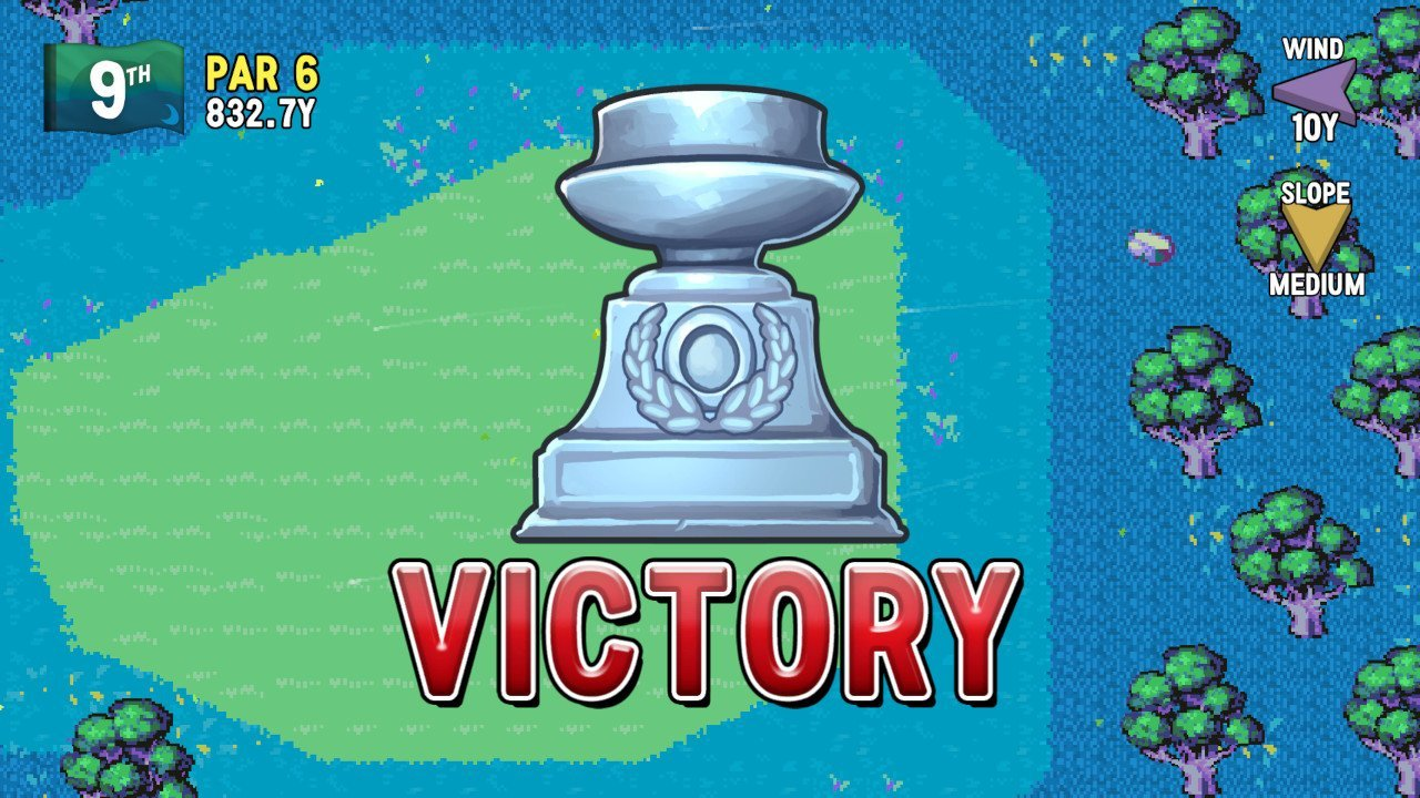 Golf Story (Switch): COMPLETED!