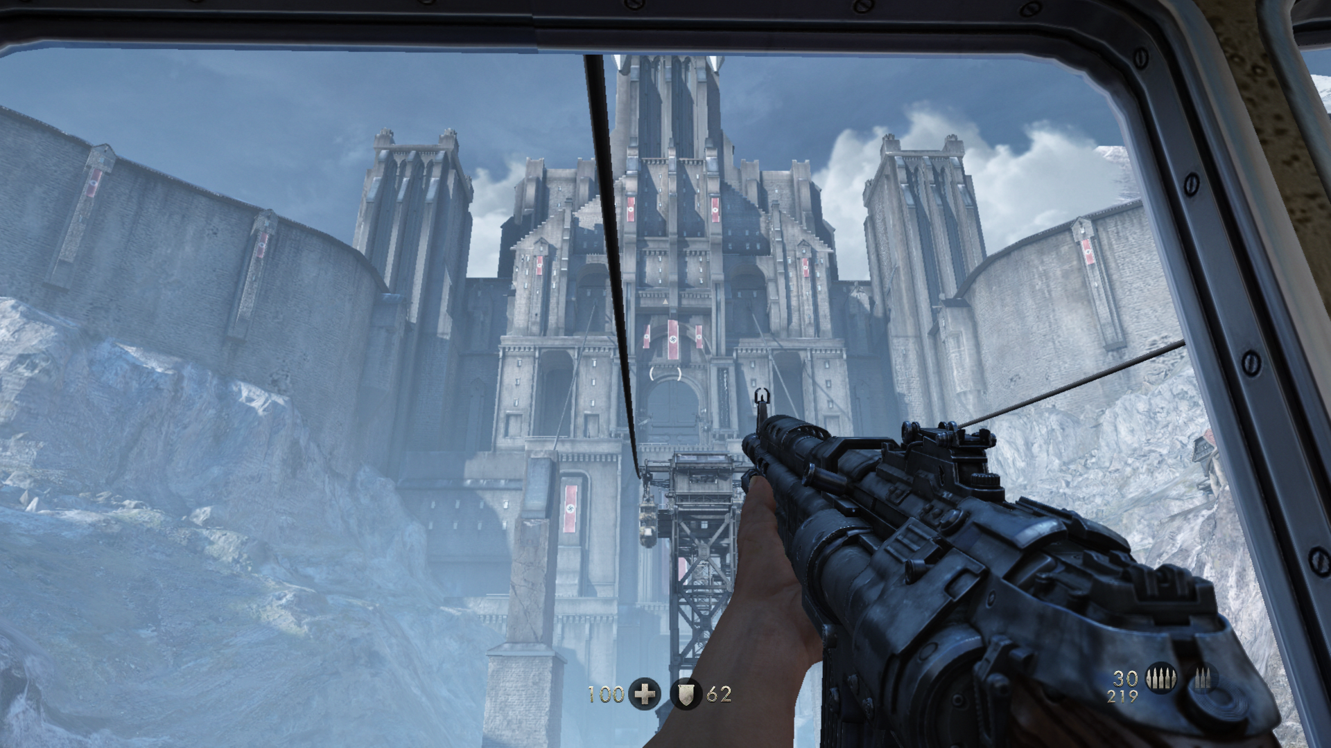 Wolfenstein: The Old Blood (PS4): COMPLETED!