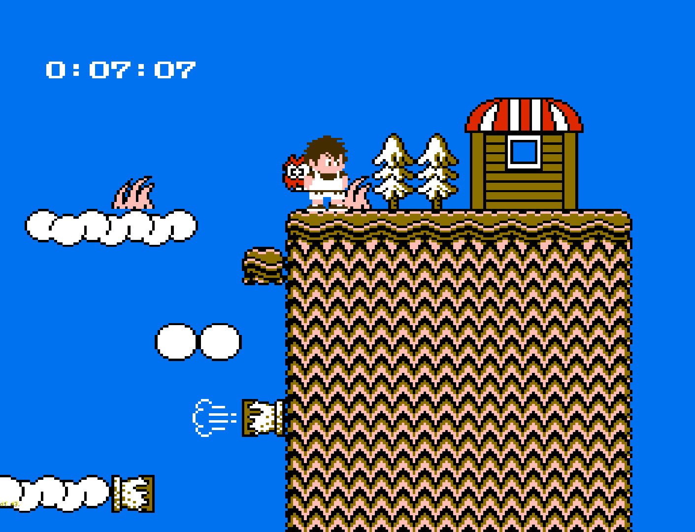 Kid Kool and the Quest for the Seven Wonder Herbs (NES): COMPLETED!