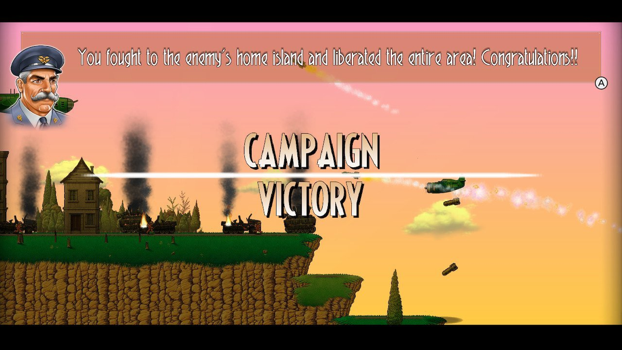 Rogue Aces (Switch): COMPLETED!