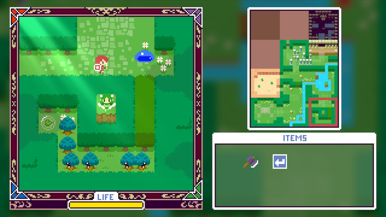 Fairune Origin (Switch): COMPLETED!