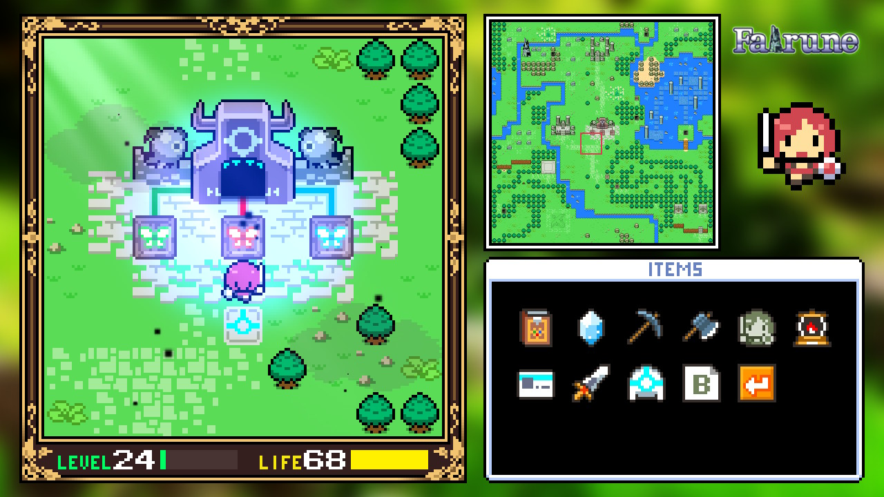 Fairune (Switch): COMPLETED!