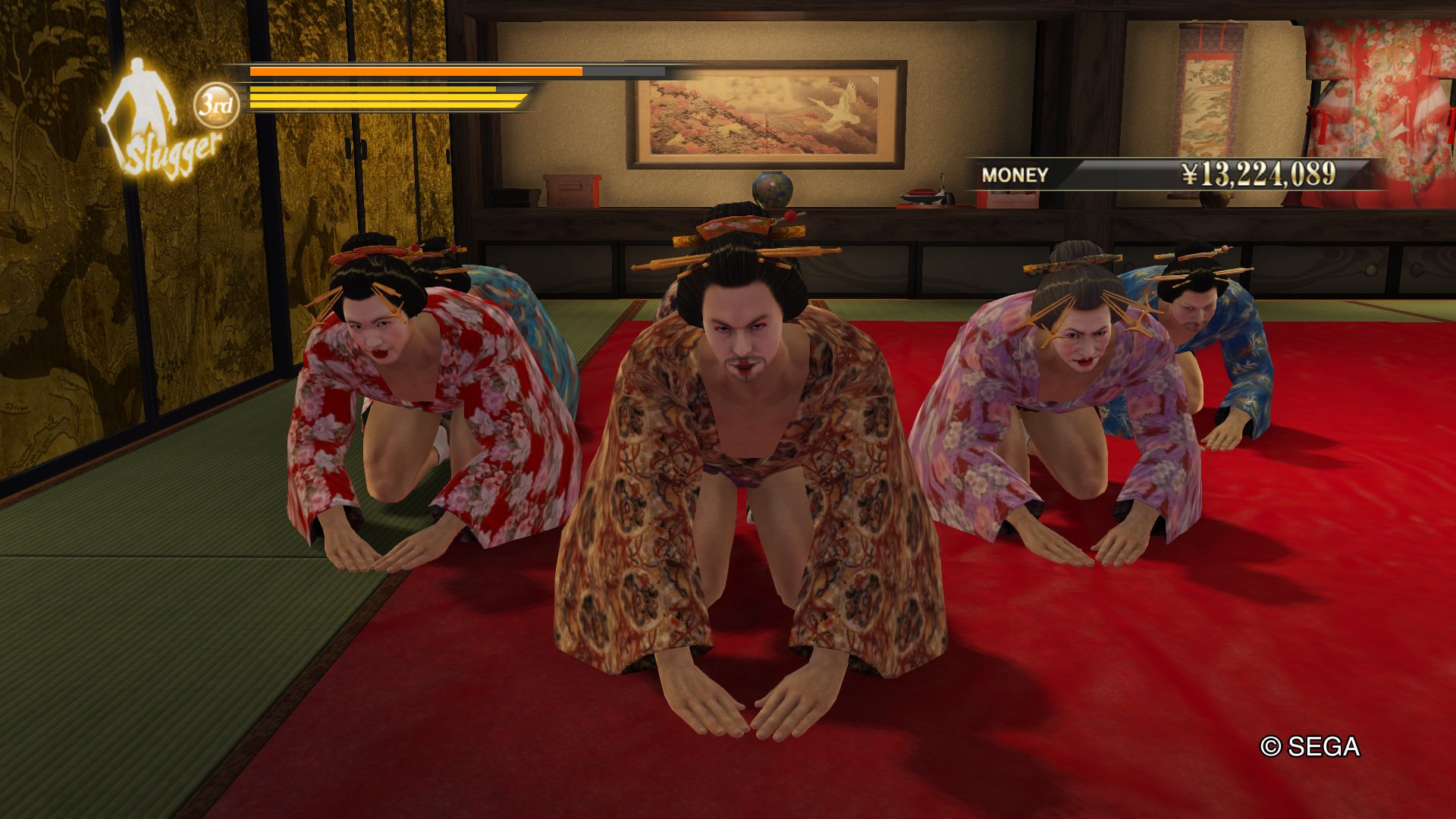 Yakuza 0 (PS4): COMPLETED!