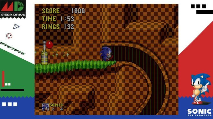 Sonic the Hedgehog (Switch): COMPLETED!