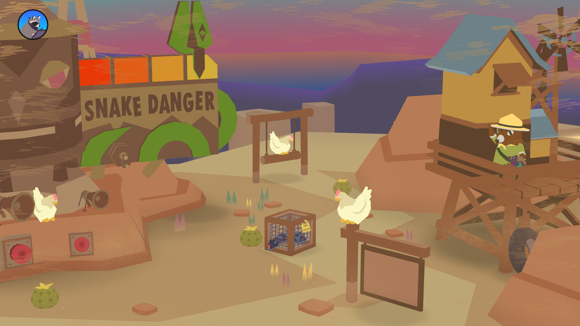 Donut County (PS4): COMPLETED!
