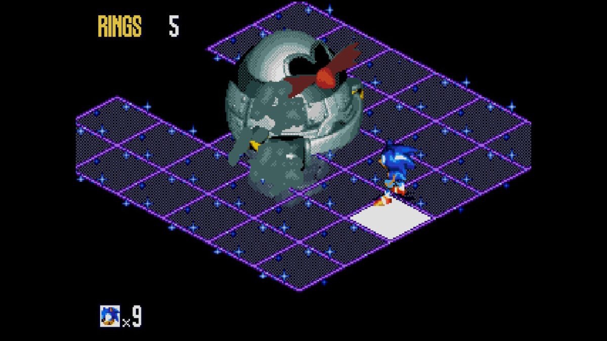 Sonic 3D: Flickies' Island (Switch): COMPLETED!