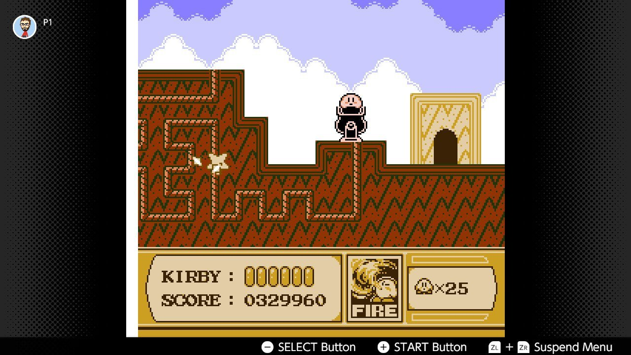 Kirby's Adventure (Switch): COMPLETED!