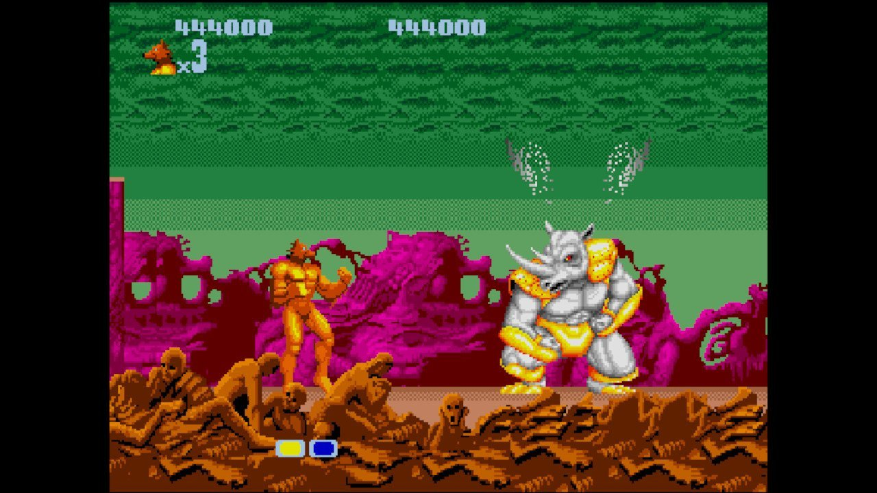 Altered Beast (Switch): COMPLETED!
