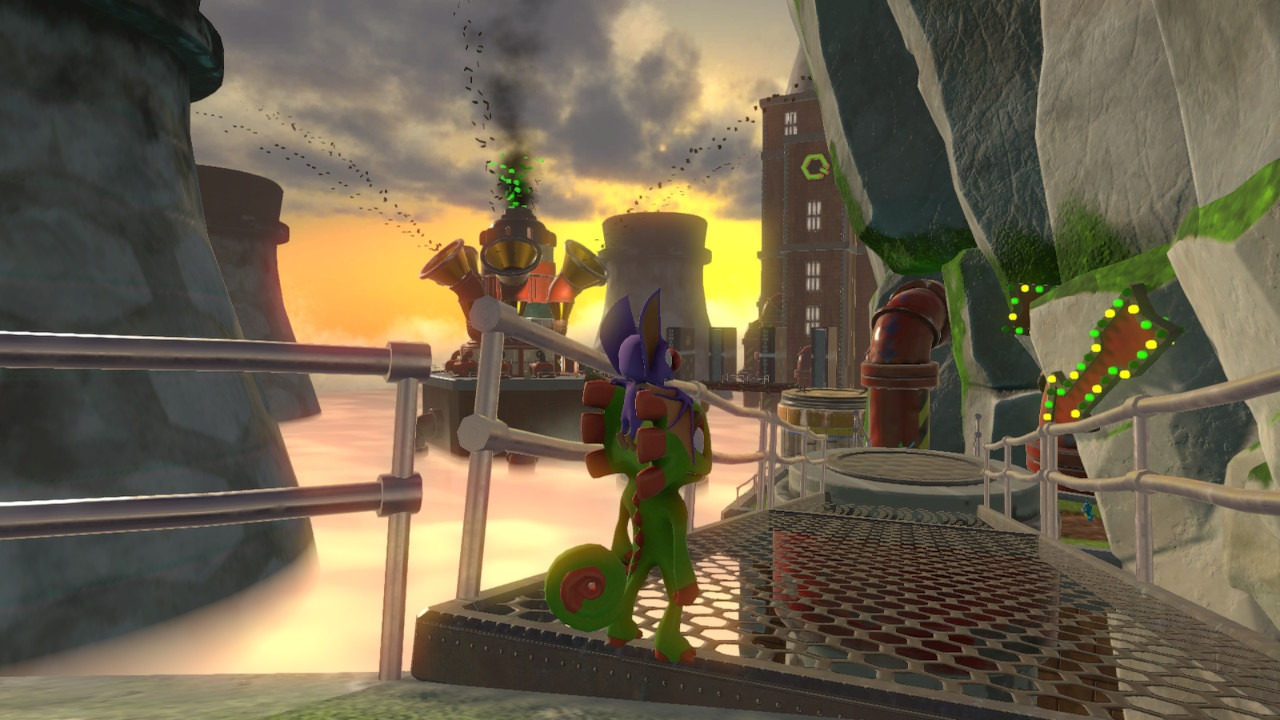 Yooka-Laylee (Switch): COMPLETED!