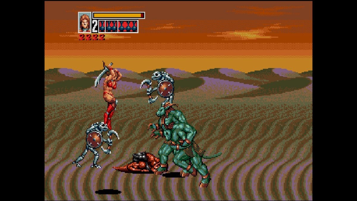 Golden Axe III (Switch): COMPLETED!