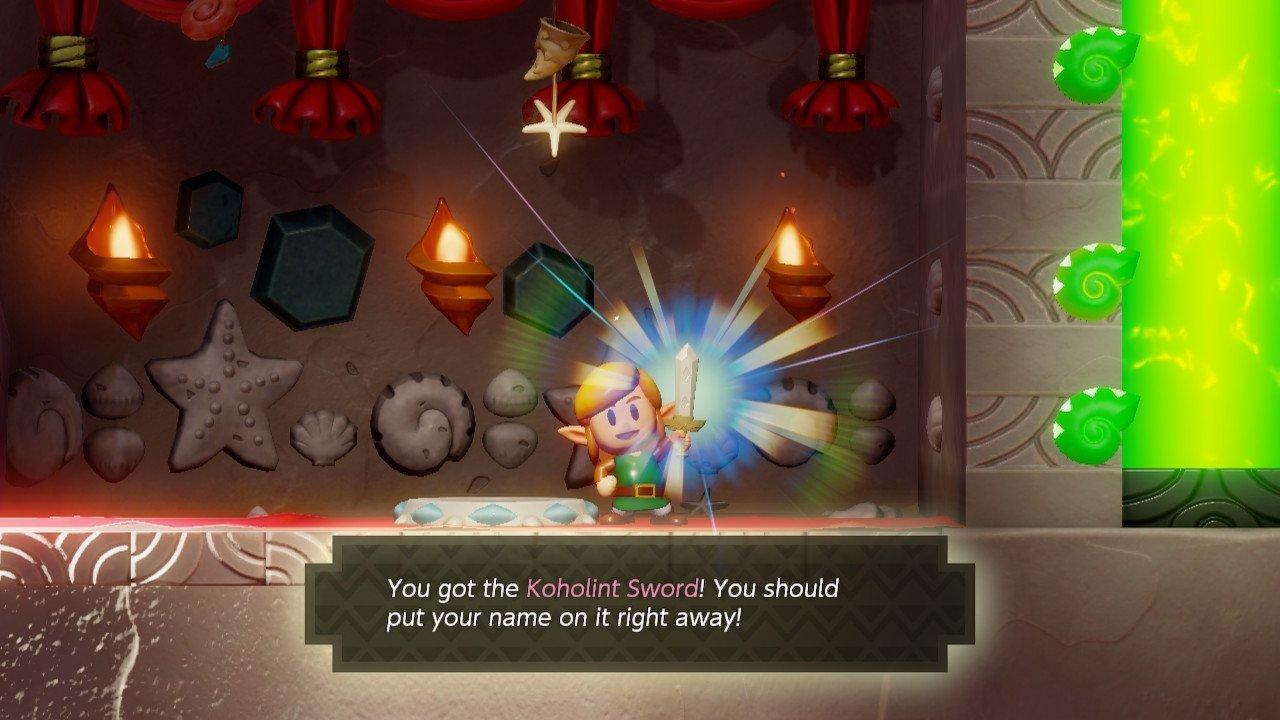 The Legend of Zelda: Link's Awakening (Switch): COMPLETED!
