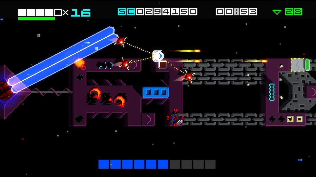 Hyper Sentinel (Switch): COMPLETED!
