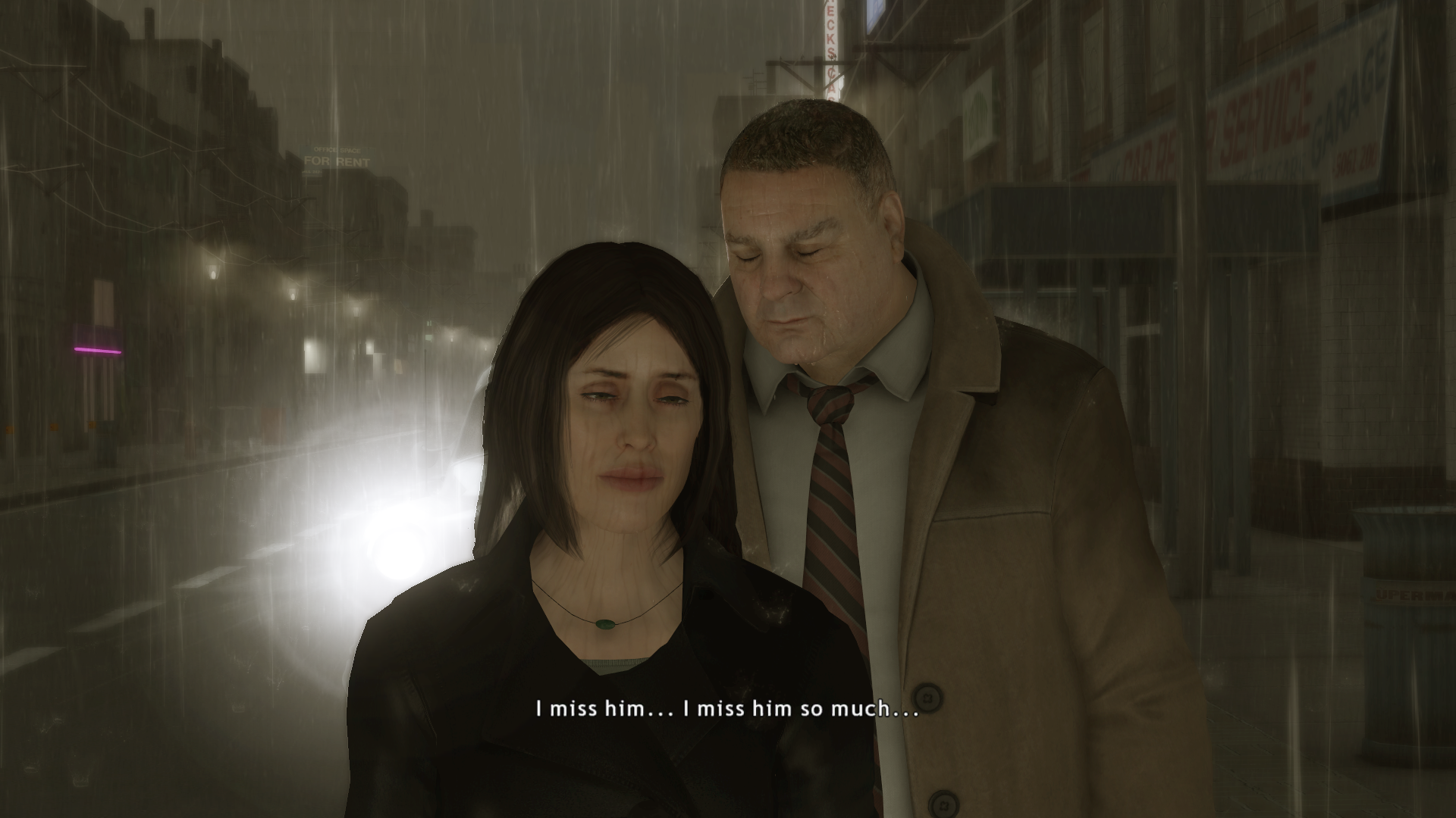 Heavy Rain (PS4): COMPLETED!
