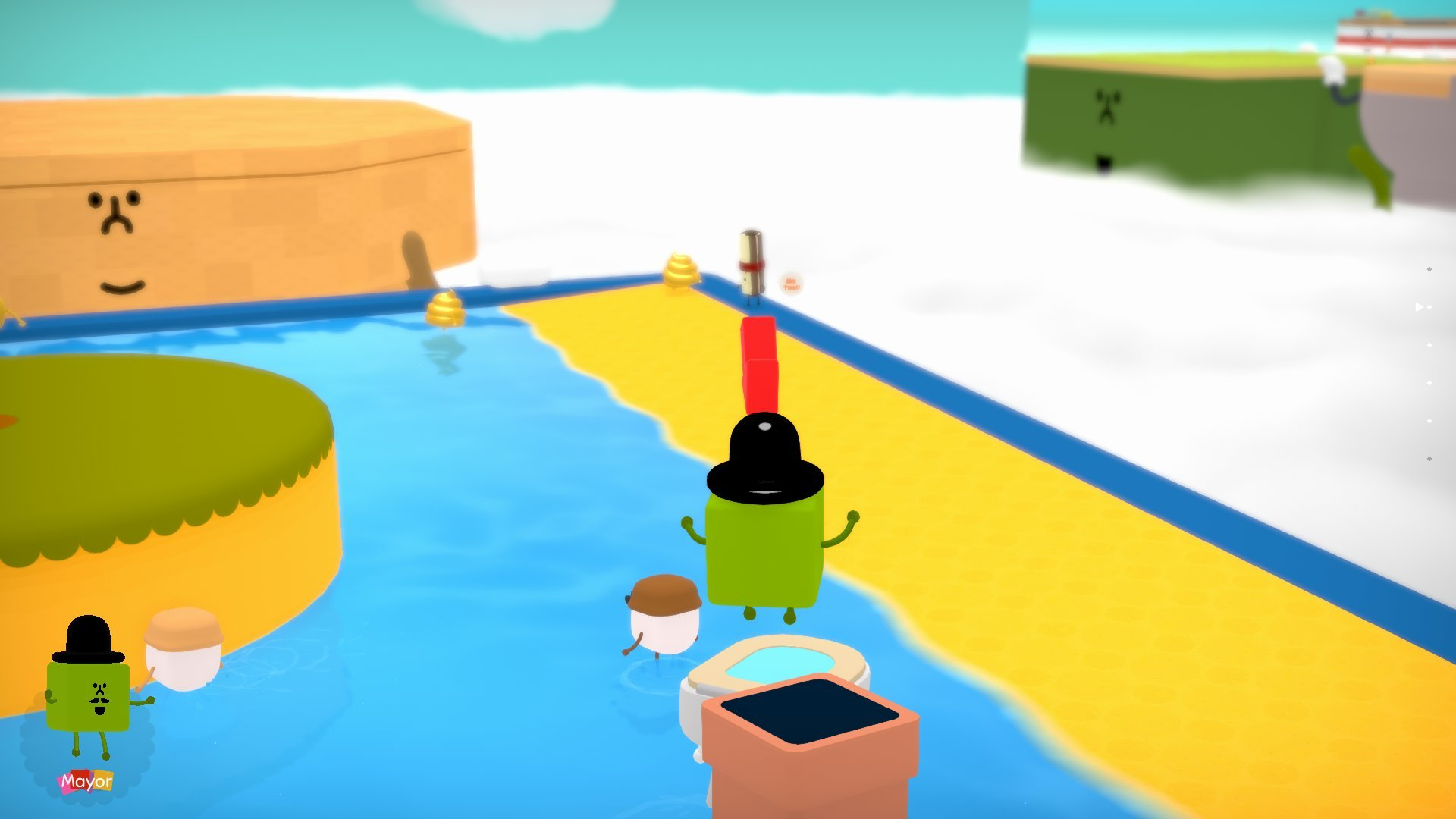 Wattam (PS4): COMPLETED!