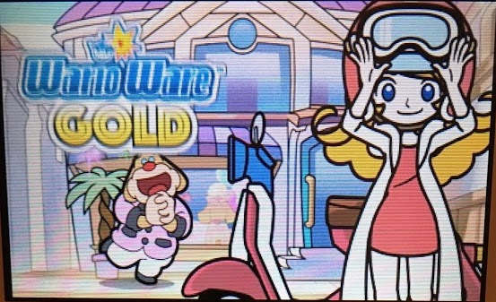 WarioWare Gold (3DS): COMPLETED!