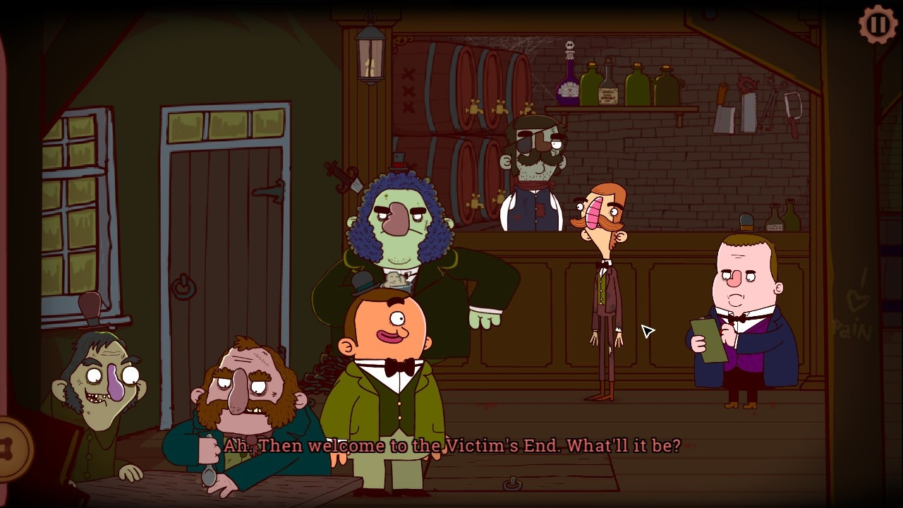 Adventures of Bertram Fiddle 2: A Bleaker Predicklement (Switch): COMPLETED!