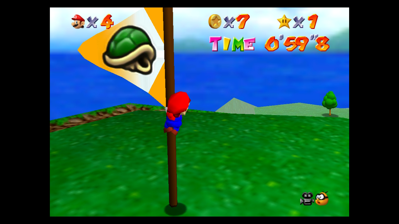 Super Mario 64 (Switch): COMPLETED!