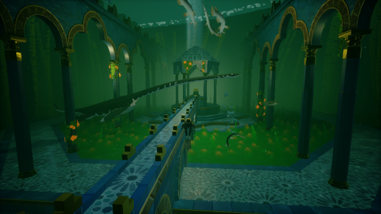 Abzû (Switch): COMPLETED!