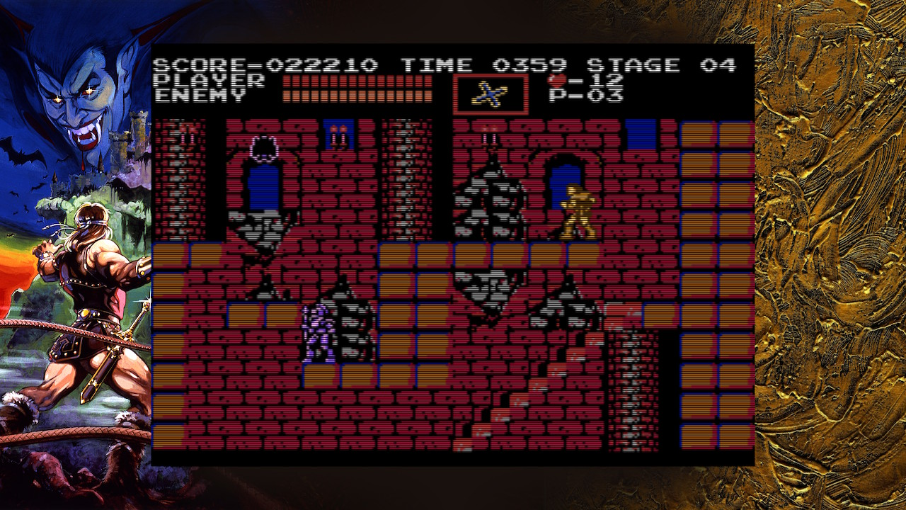 Castlevania (Switch): COMPLETED!