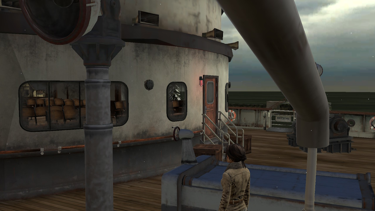 Syberia 3 (Switch): COMPLETED!