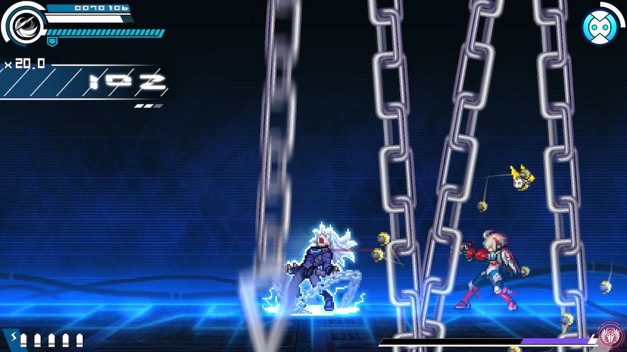 Gunvolt Chronicles: Luminous Avenger iX (Switch): COMPLETED!