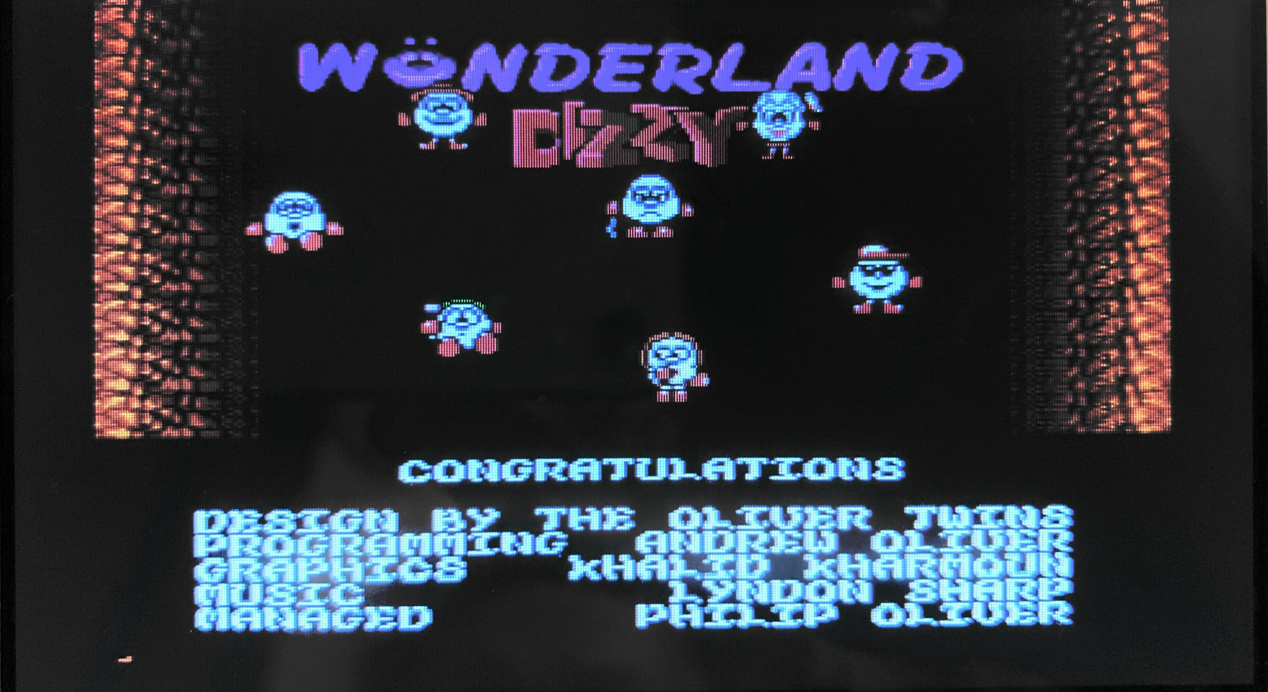 Wonderland Dizzy (Evercade): COMPLETED!
