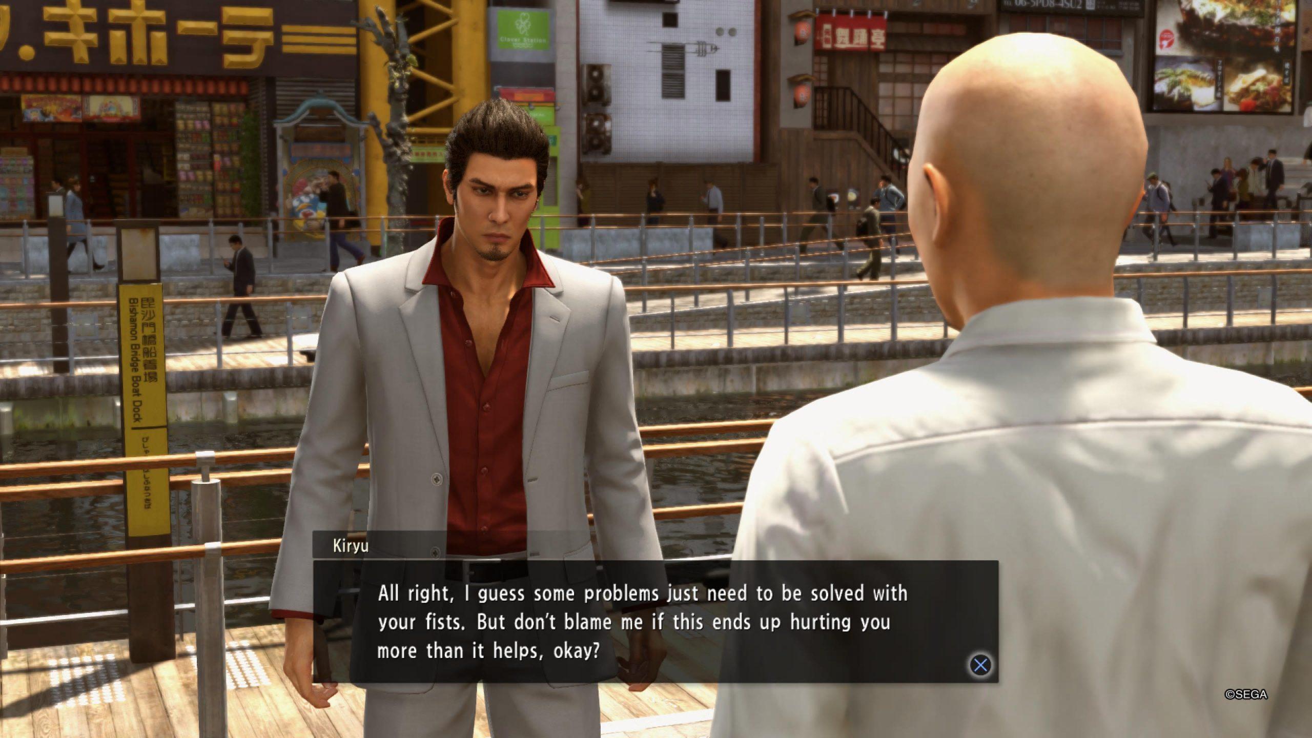 Yakuza Kiwami 2 (PS4): COMPLETED!