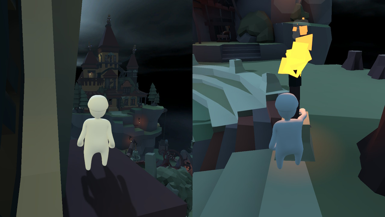 Human Fall Flat (Switch): COMPLETED!
