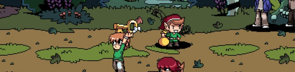 Scott Pilgrim vs The World: The Game (Switch): COMPLETED!