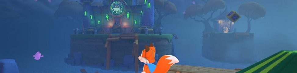 New Super Lucky's Tale (Switch): COMPLETED!